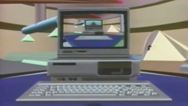 "MACINTOSH PLUS - リサフランク420 / 現代のコンピュー (Music Video) From ""FLORAL SHOPPE"" http://beerontherug.bandcamp.com/album/floral-shoppe Footage: Various 80's CGI, Can be found here: https://www.youtube.com/user/VintageCG #Vaporwave #Experimental"