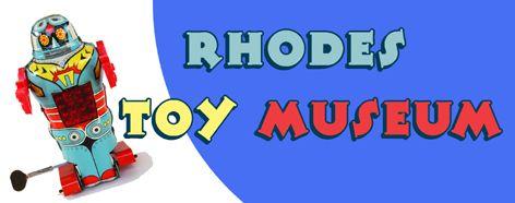 Toymuseum Rhodes Greece| Speelgoedmuseum Rhodos Griekenland http://www.toymuseum.gr/