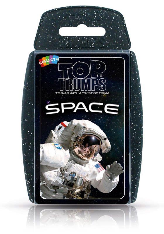Top Trumps Card Game (Science) - Space, bugs, predators, baby animals