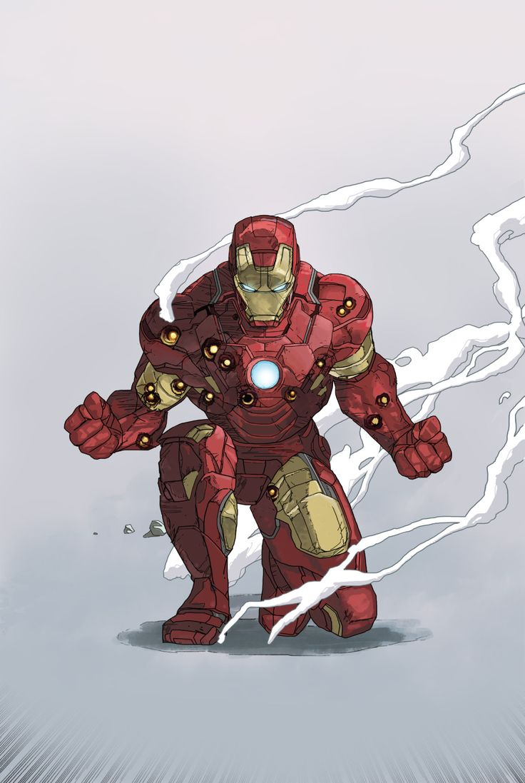 Iron Man | Dave Seguin