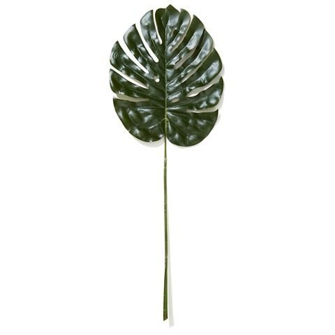 Single Stem Leaf - Green