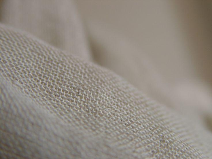 Linen scarf texture #ILLANGO #handwovenscarf #accessories #scarf