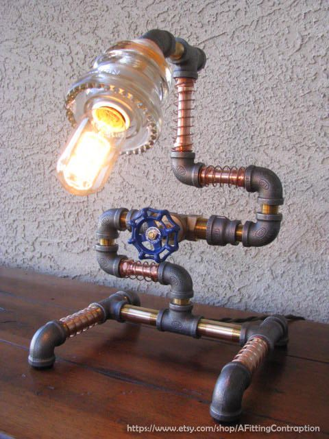Best ideas about steampunk lamp on pinterest vintage
