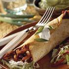 Wraps met gehakt en spinazie - recept - okoko recepten