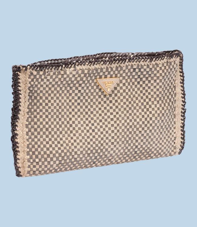 red prada purses - Love the Prada Madras Clutch! | Bags | Pinterest | Clutches, Prada ...