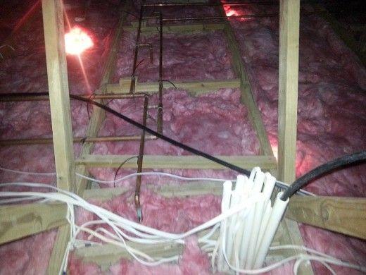 ceiling insulation - Aerolite
