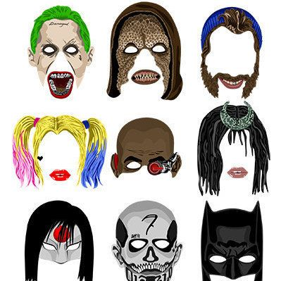 19 best Suicide Squad Theme images on Pinterest | Harley ...