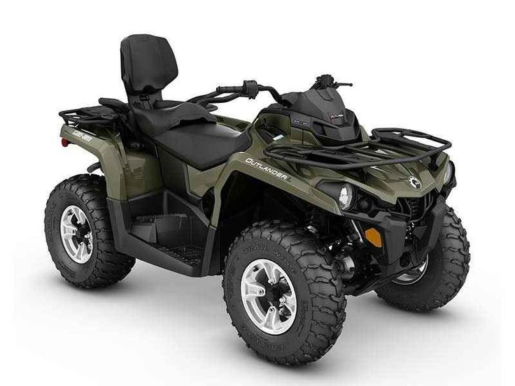 New 2016 Can-Am Outlander L MAX DPS 450 ATVs For Sale in Colorado. 2016 Can-Am Outlander L MAX DPS 450, Raise your expectations, not your price range. Get the all-terrain performance you'd expect from Can-Am at the most accessible price ever. A more comfortable two-up riding experience that simply and quickly converts to a one-up. With the added comfort of Tri-Mode Dynamic Power Steering (DPS).