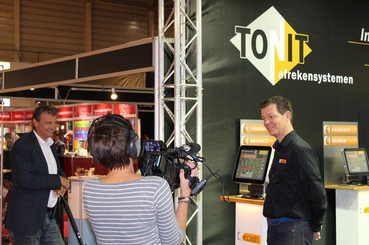 a.s. zaterdag 25-10-2014 is Tonit te zien in een aflevering van Holland  horecaland op SBS6 (16:00 uur).  Dit item is opgenomen op de BBB te Maastricht.
