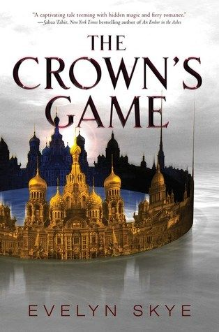 Love the historical and political drama in Game of Thrones? Pick up the The Crown's Game by Evelyn Skye, an exciting series set in the midst of the Russian empire that all Game of Thrones fans will love!