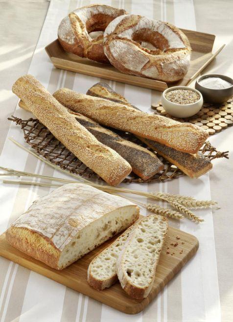 Notre pain frais : à savourer à chaque repas ! #Intermarché #Pain #Cooking #Blé