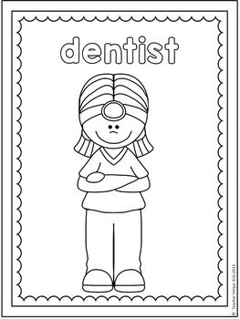 53 best Dental Coloring Pages for Kids images on Pinterest