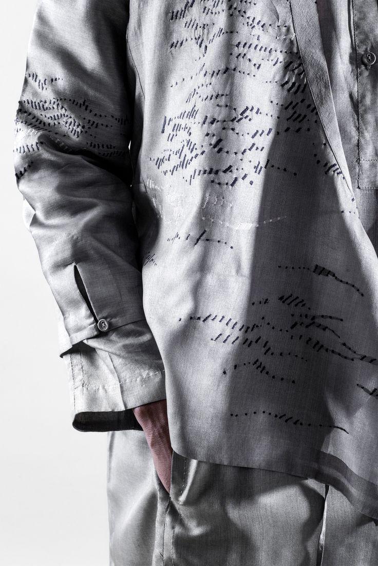 swati kalsi hand embroidered short jacket