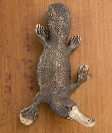 Platypus Doorknocker