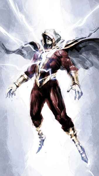 Shazam! by naratani<---/---/---/---/--- am I the only person who still calls him Mr. Marvel