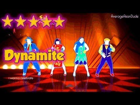 Just Dance 3 - Dynamite - 5* Stars - YouTube Brainbreak