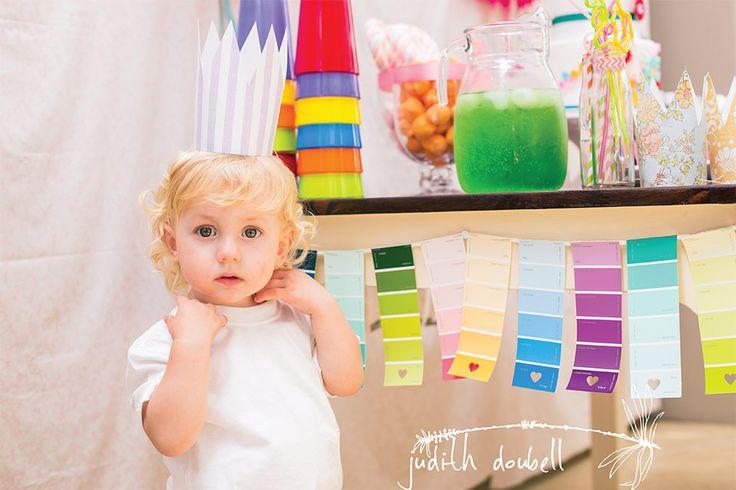 Kensy's Paint Party // Colour Adventure //