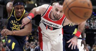 NBA trade deadline 2018: Why the Wizards will have trouble dealing Marcin Gortat or anyone Sports