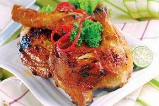 Resep Masakan Ayam bakar limau ala melia : Bahan yang harus disediakan Resep makanan Ayam bakar limau : selengkapnya : http://resepkuemasakanindonesia.blogspot.com/2014/01/resep-masakan-ayam-bakar-limau-ala-melia.html