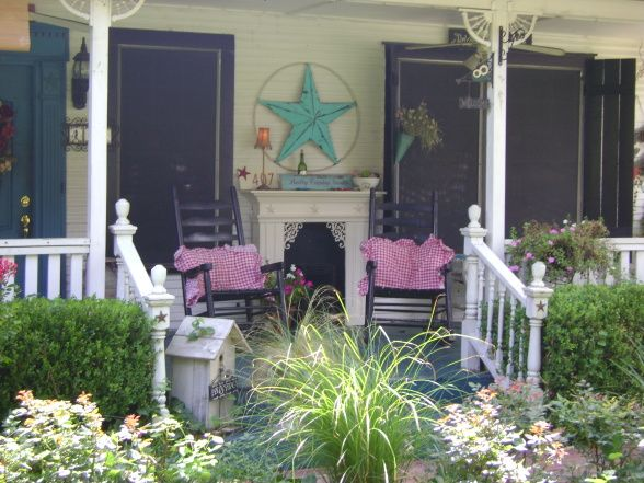 17 best images about shabby chic porches and yards on for Shabby chic porch ideas