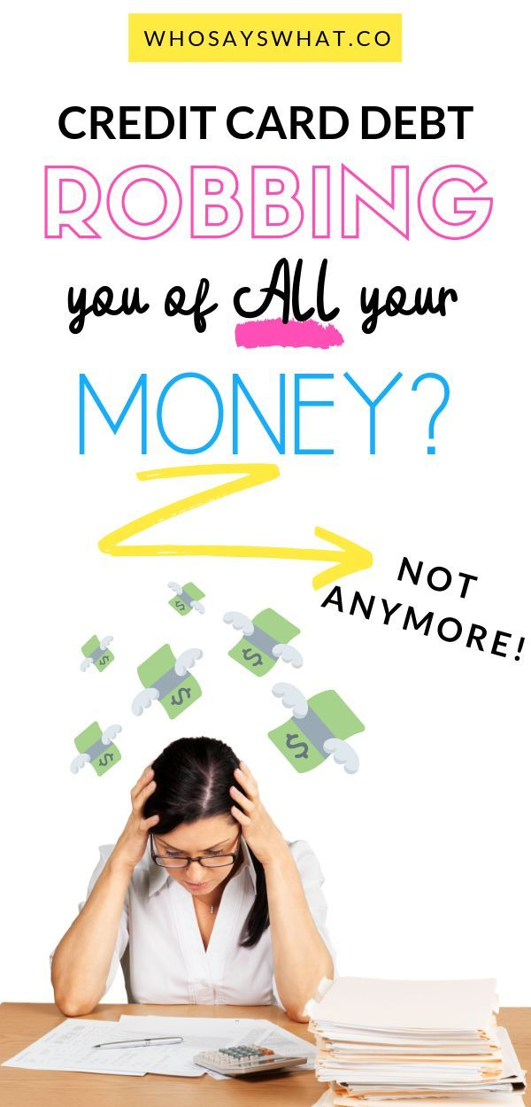 How To Quickly Pay Off Credit Card Debt When You Have No Money