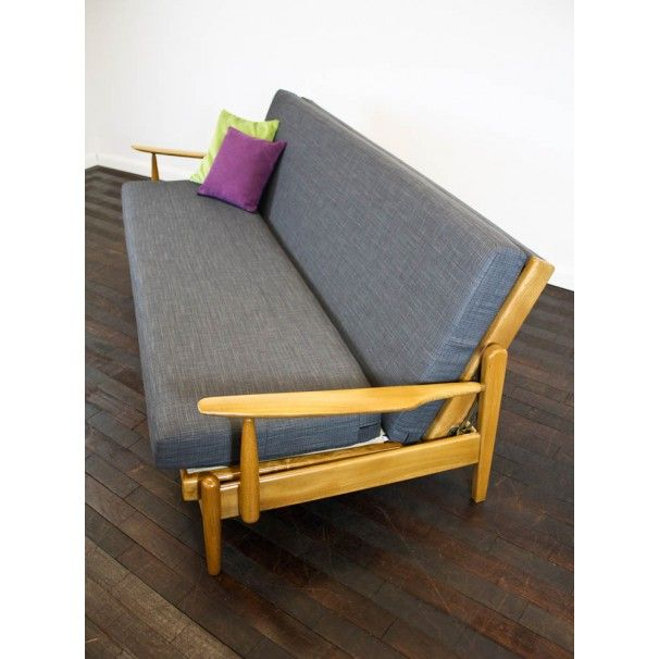 Lovely Sixties Sofa Bed Ezhandui Com