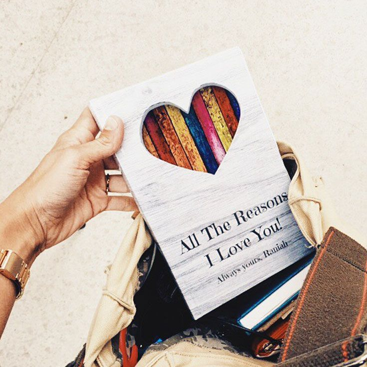 LoveBook is the perfect personalized gift for someone you love.