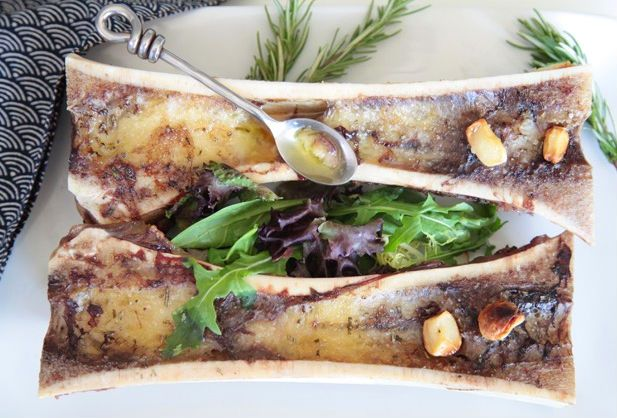 Bone marrow is an important supplemental food that's easy to love, if you love fatty, savory treats, that is. And bone marrow is a treat, with its over-the