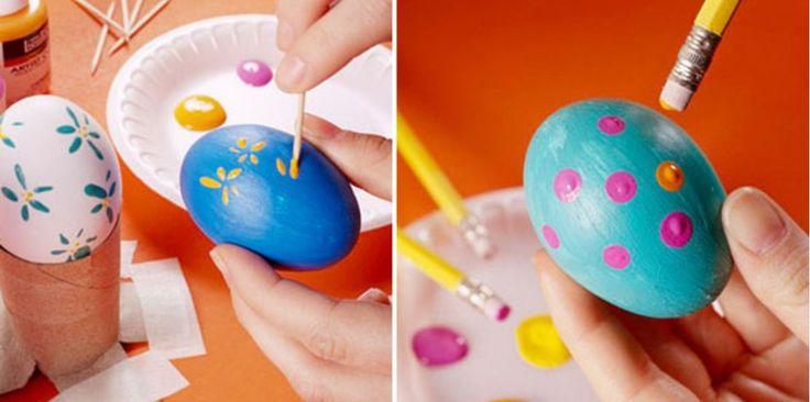 Decorar huevos de Pascua -  sweetpin - el blog de las cosas bonitas