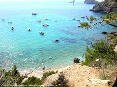 Cala del Gesso, nice bathing and great water! Monte Argentario, Tuscany
