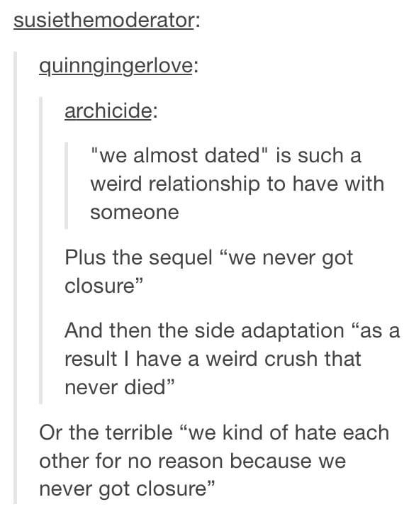 dating orily hater tumblr