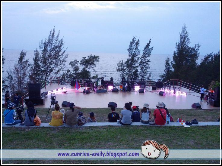 Sunset Music festival 2014 Kudat, Simpang Mengayau