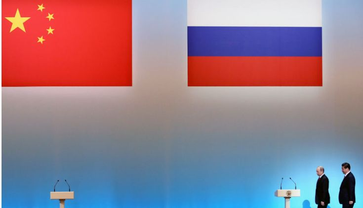 China Has Russia Over a Barrel