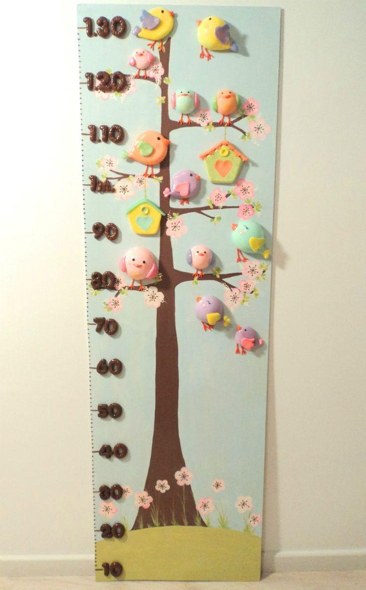 medidores infantiles - diseños exclusivos