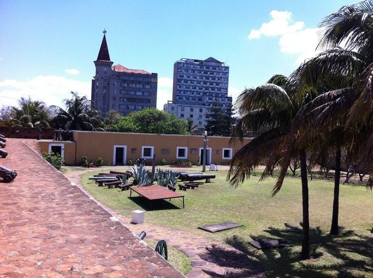 Maputo, The Fort