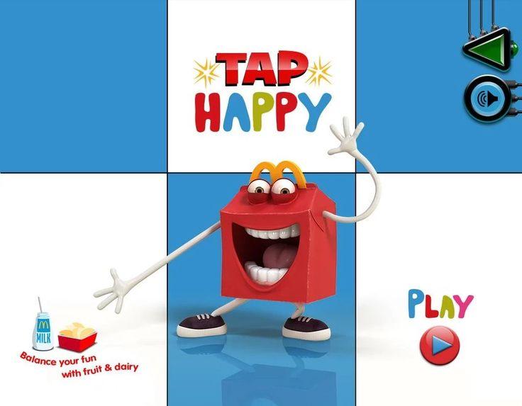 Cómo desbloquear los juegos digitales de McDonald's con juguetes de la Cajita Feliz