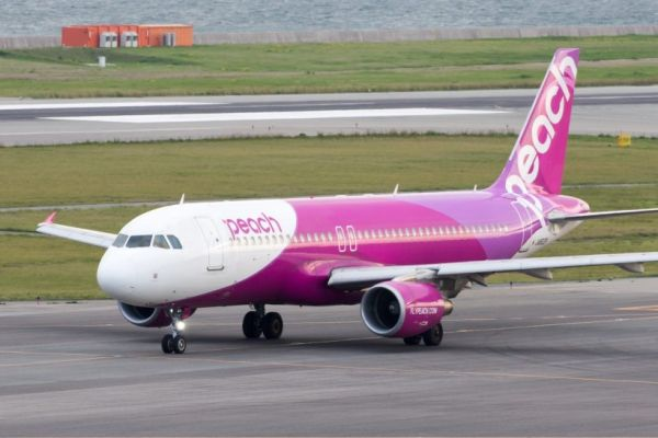 #Bitcoin #aviation #peach Японская авиакомпания Peach Aviation начнет принимать биткоин #bitcoin #btc