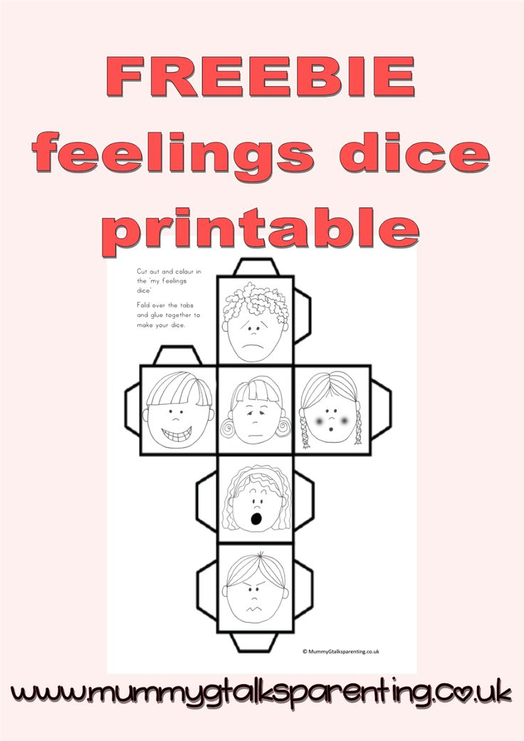 freebie feeling dice printable. Freebie preschool printables. Fun early years resources to print out for free. Free preschool and prek worksheets and activities. These free worksheet printable are suitable for preschool, prek, reception, kindergarten, home school, toddlers, childminders, eyfs nursery teachers.