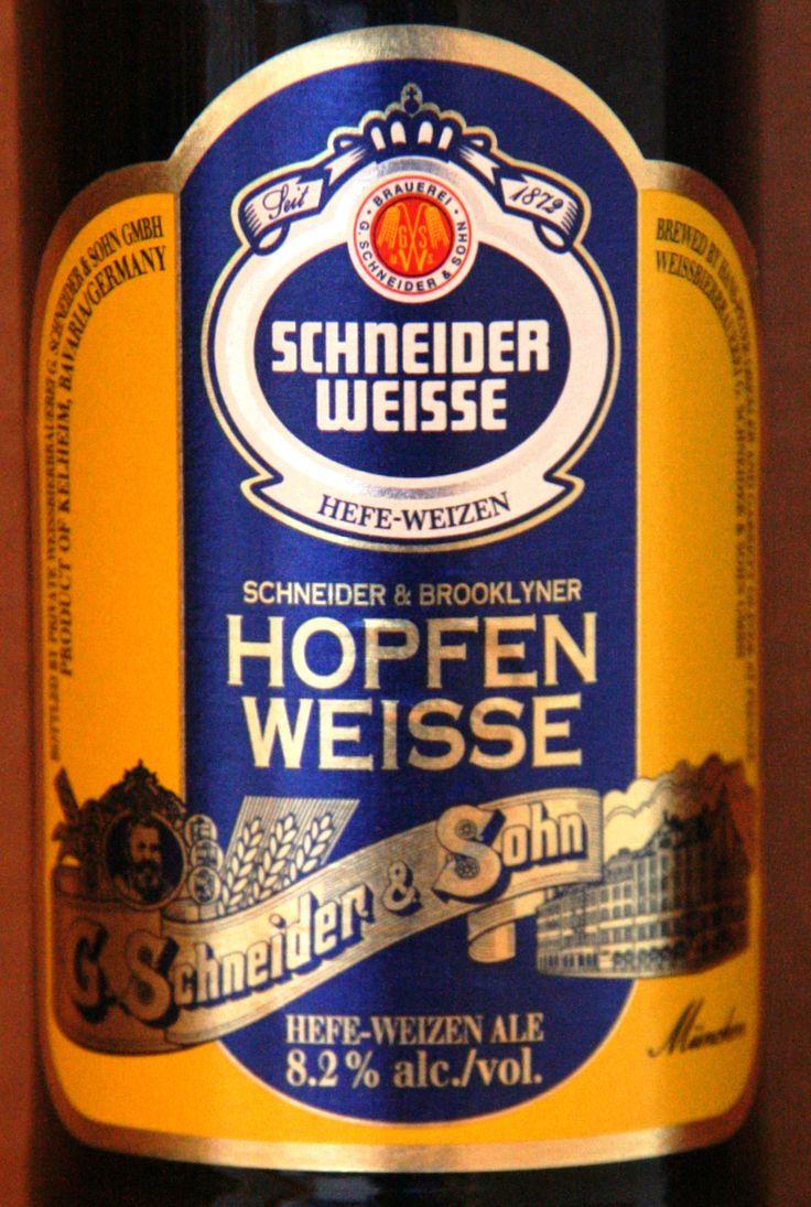 Schneider Weisse Tap 5 Schneider & Brooklyner Hopfen-Weisse Score: