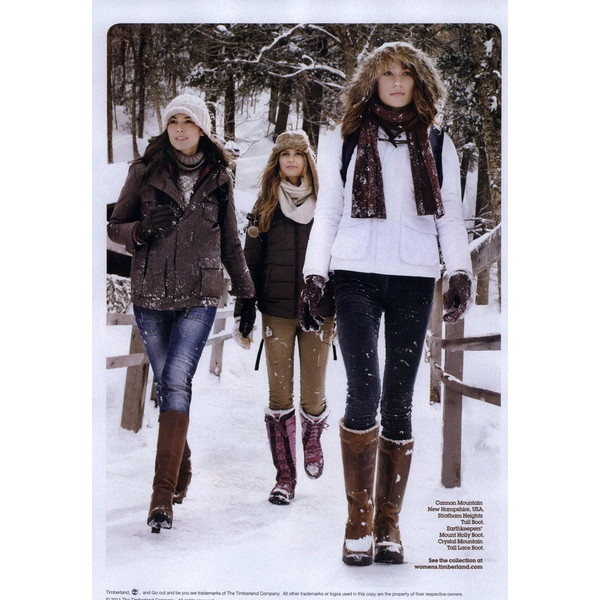 Timberland Ad Campaign Fall/Winter 2011 Shot #1 found on Polyvore