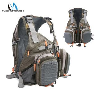 Top Quality Army Green Fly Fishing Vest With Free Size Fly Fishing Jackets Multifunction Pockets Fishing Vest (2039300278)  SEE MORE  #SuperDeals
