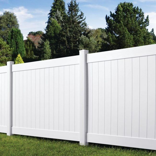 The Dos And Don Ts Of Vinyl Fence Installation In 2020 Privacy Fence Designs Fence Design Privacy Fence Panels
