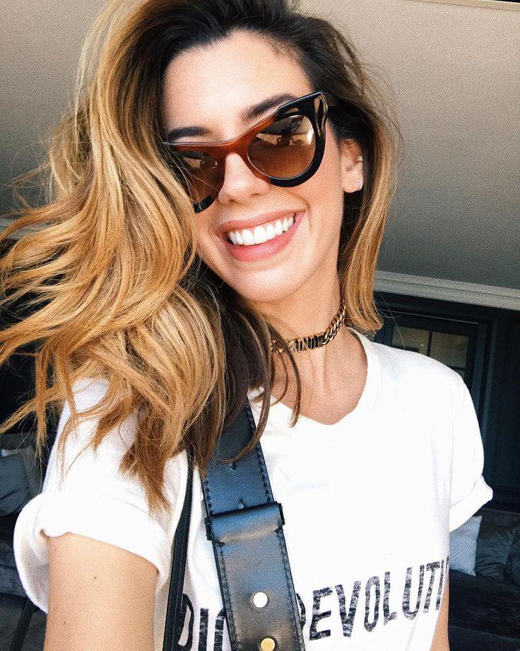 Os melhores cortes de cabelo 2018, como esse da Camila Coutinho com long bob