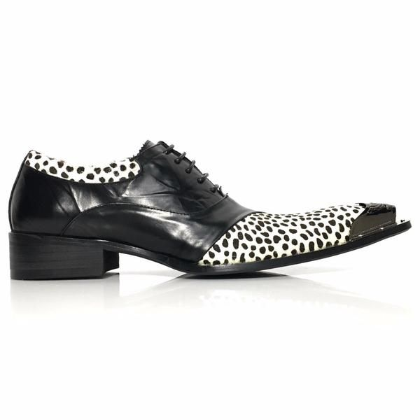 Metal Tip Oxfords - New Edition Fashion