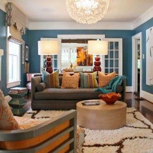 Living Room Color Schemes | Living Room Color Scheme Ideas 300x300