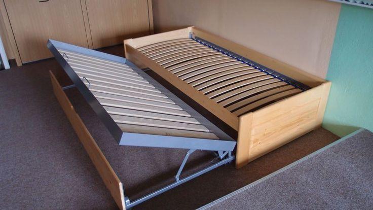 MSV výsuvné mechanismy | KZK | Sklápěcí postele