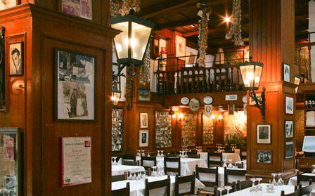 Checco er Carettiere authentic Roman restaurant--Ristorante a Trastevere, nel cuore di Roma