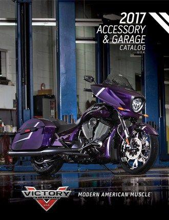 2017 Victory Motorcycles Onderdelen & Accessoires
