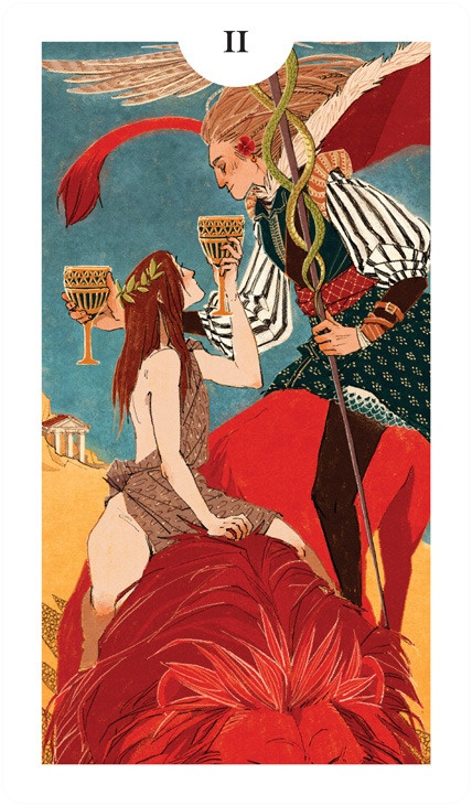 5 of cups reversed relationship goals
