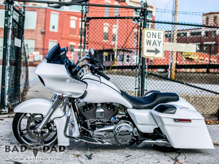 Bad Dad's Custom 2015 Harley-Davidson Road Glide